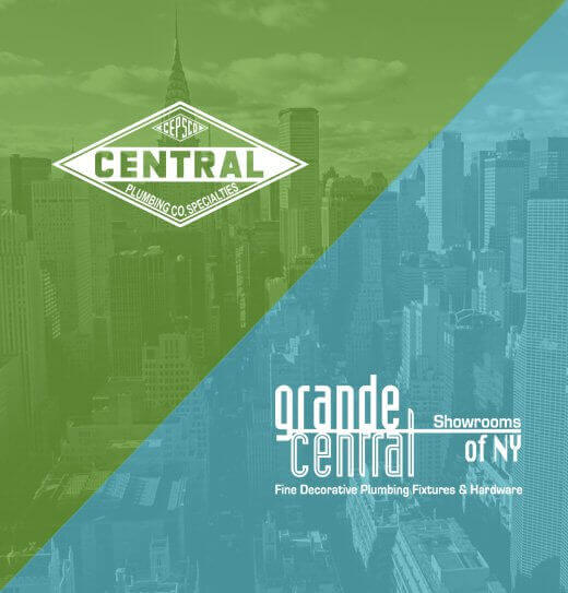Central Plumbing and Grande Central Showrooms